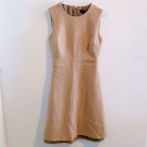 J. Crew Wool Sheath Dress